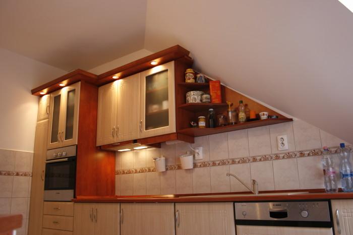 Tetőteres konyha 5