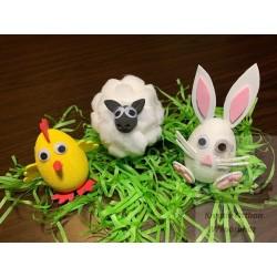 Húsvéti dekorációs szett